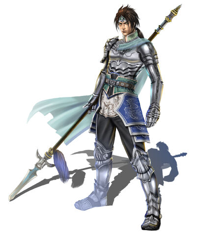 File:Zhao Yun from DW6 by DW3Girl.jpg