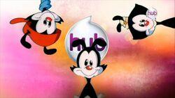 Animaniacs on The Hub