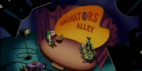 Episode 42: Animator's Alley/Can't Buy a Thrill/Hollywoodchuck