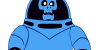 Spooky Space Kook (character)