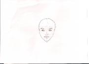 Female face - part 3