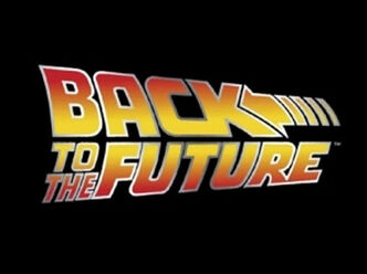 Back to the Future Title Card