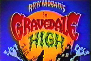 Gravedale high title card