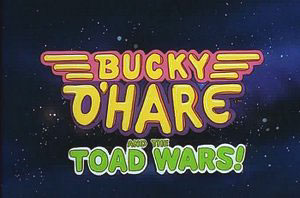 Bucky O'Hare logo