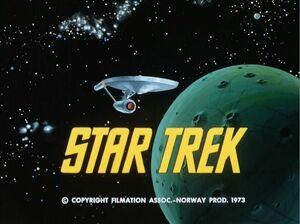 Star Trek title card