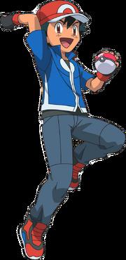 Ash Ketchum (XY generation)