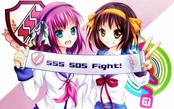 Yuri and Haru