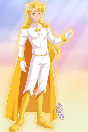 Diamond Knight and Cestra