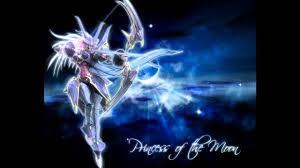 Princess of the Moon.