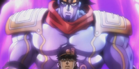 Stand User