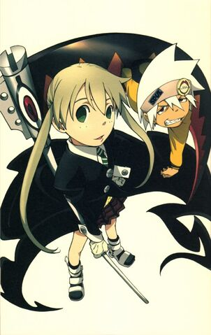 File:Maka albarn and soul eater.jpg
