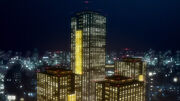 Quad Towers (Night)