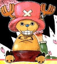 Chopper Manga Pre Timeskip Infobox