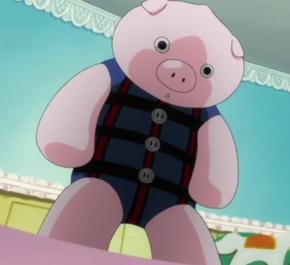 Mr Pork