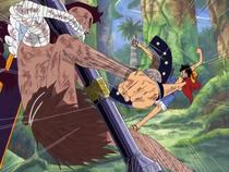 Luffy vs. Wiper