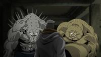 Scar confronts Jerso and Zampano