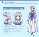 Feena Fam Earthlight Anime Design