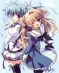 Airi And Sakuno Switch Their Uniforms