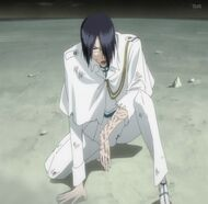Battle-damaged Uryu