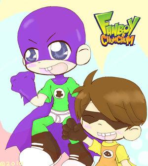 Fanboy And Chum Chum by Cheektoki
