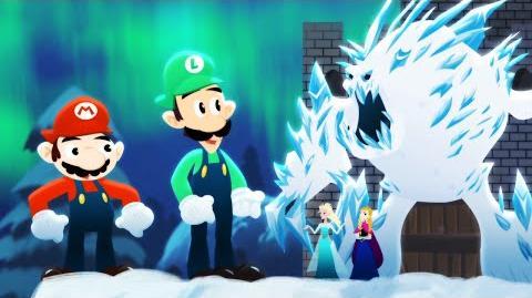 Mario Bros. vs