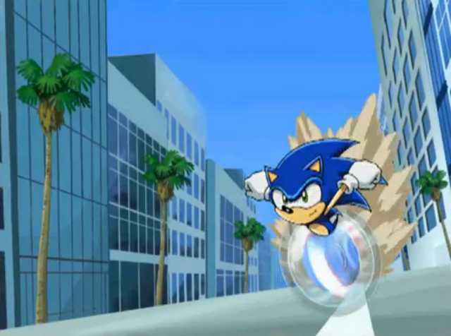 File:Sonic running in Sonic X.png