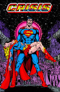 Superman Crisis on Infinite Earths