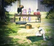 Night Raid Barbecue (Akame ga Kill Ep06)