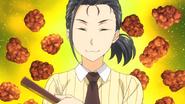 Food Wars Episode 17 Kinu Nakamozu