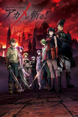 Akame ga Kill Poster