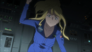 Female Astronaut (High School of the Dead Ep 11)