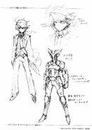 Tatsumi Concept Sketches
