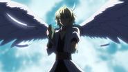 Thousand-Mile Flight Mastema (Akame ga Kill Ep 10)