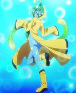Suu Raincoat Stitched Cap Monster Musume 04