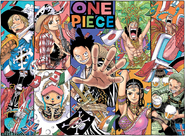 One Piece June 22 2015 Weekly Shonen Jump Issue