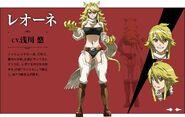 Leone Anime Concept
