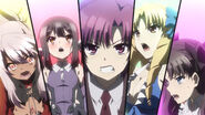 Illya's Gang Fate Kaleid S3 Ep 8