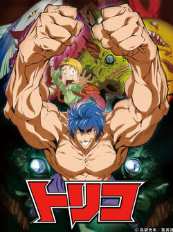 Toriko Jump Super Anime Tour Special 2009