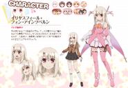 Illya Anime Concept Art (Fate Kaleid 1st)
