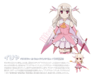 Illya Anime Concept Art (Fate Kaleid)