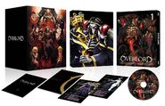 Overlord BD Vol 1 Set