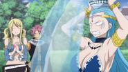 Aquarius Annoyed (Fairy Tail Ep 219)