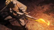 Purgatory's Invitation Rubicante (Akame ga Kill Ep 10)