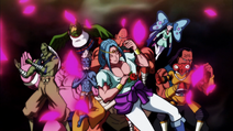 Universe 10 Team (Dragon Ball Super Ep 96)