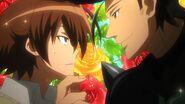 Akame ga Kill Ep 04 Bulat and Tatsumi