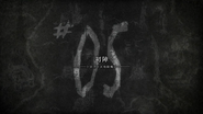 Attack on Titan Ep 5 Title Card