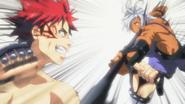 Soma vs Hayama (Food Wars Ep 24)