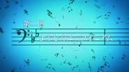 Sound Euphonium Episode 1 Title Card
