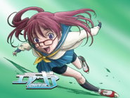 Air Gear Episode 3 Eyecatch