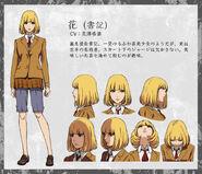 Hana Midorikawa Anime Concept